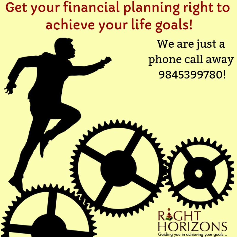 Certified Financial Planning | Financial goal planner | Right Horizons