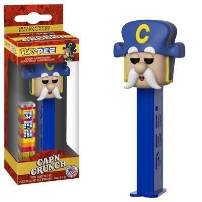 captain crunch funko pop