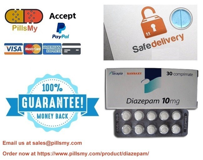 Overnight Buy Online FDA Approved Quality Relax Muscles Diazepam in UK