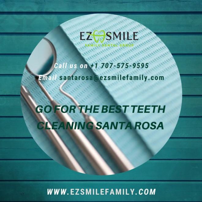 Teeth Cleaning Santa Rosa - EZ Smile Family Dental Group