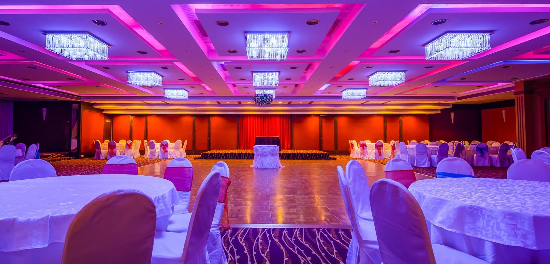 Best Marriage hall in Goa - Golden Orchid