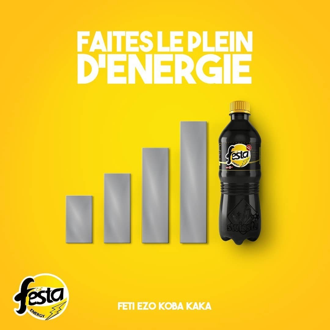 Explore the Popular Energy drink in Kinshasa, DR Congo, Africa