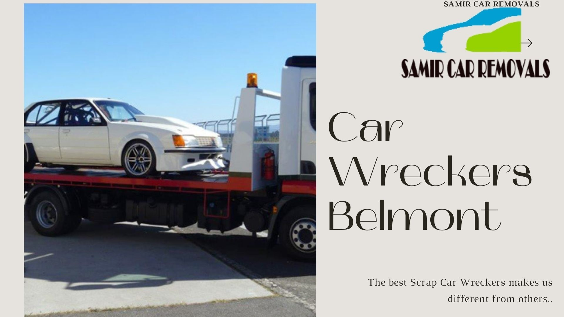 Car Wreckers Belmont: Profitable alternative than taking your car to the Junkyard
