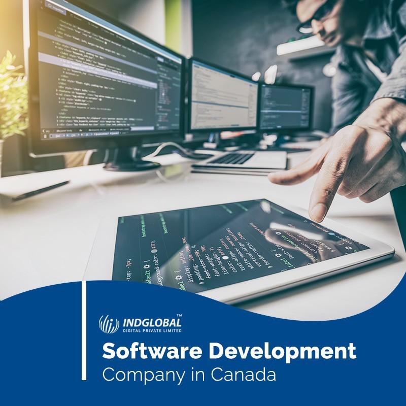 Top Software Development Company in canada