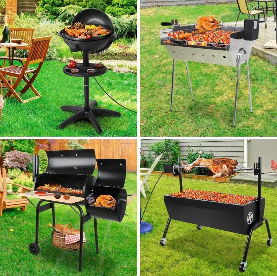 Afterpay BBQ and Fire pit available at shopystore.