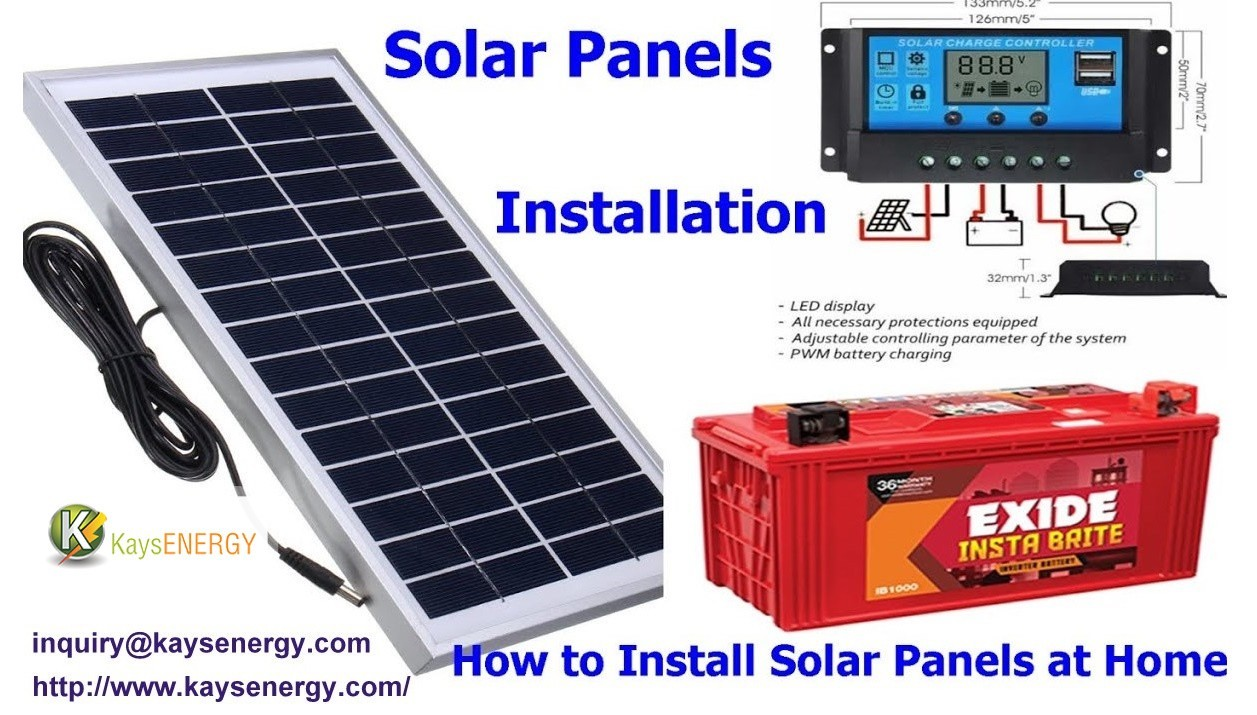Find Solar Panel Installation and Maintenance Services in India