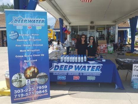 Deep Water Emergency Services & Restoration