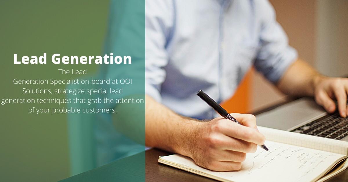 Lead Generation | Lead Generation Specialist