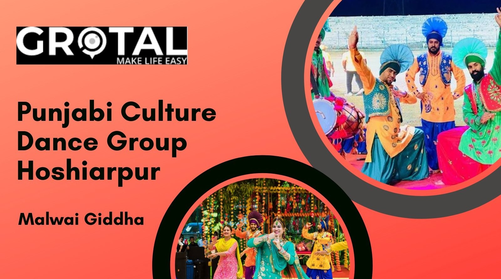 Punjabi Culture Dance Group in Hoshiarpur