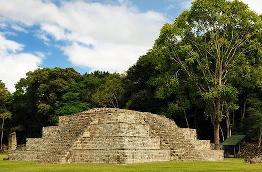 Copán Ruins Archeological Site
