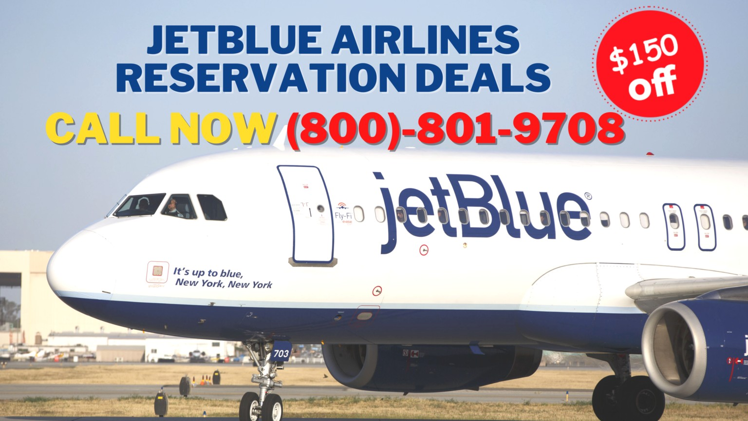 Advantages of Choosing JetBlue Reservations