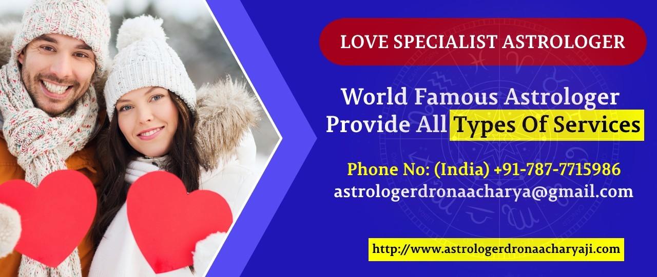 LOVE SPECIALIST ASTROLOGER IN CHANDIGARH