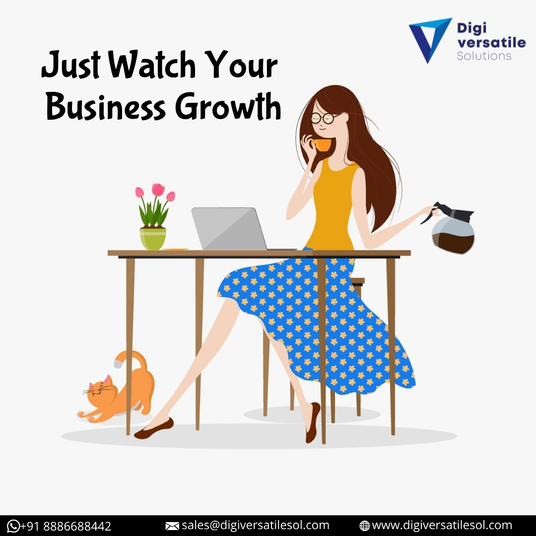 Digital Marketing Services |Just Watch Your Business Growth