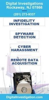 Digital Investigations