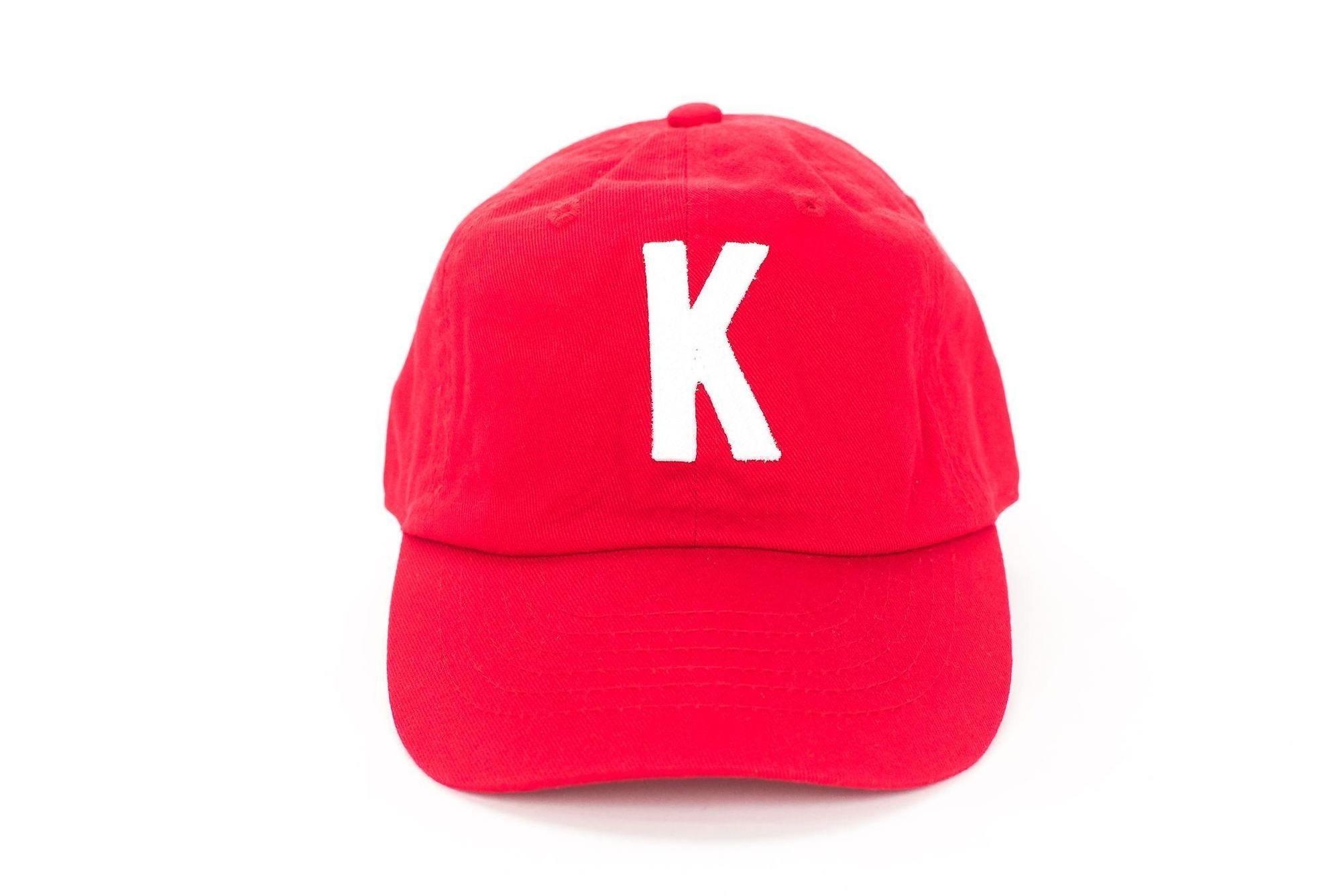 Red Baseball Hat