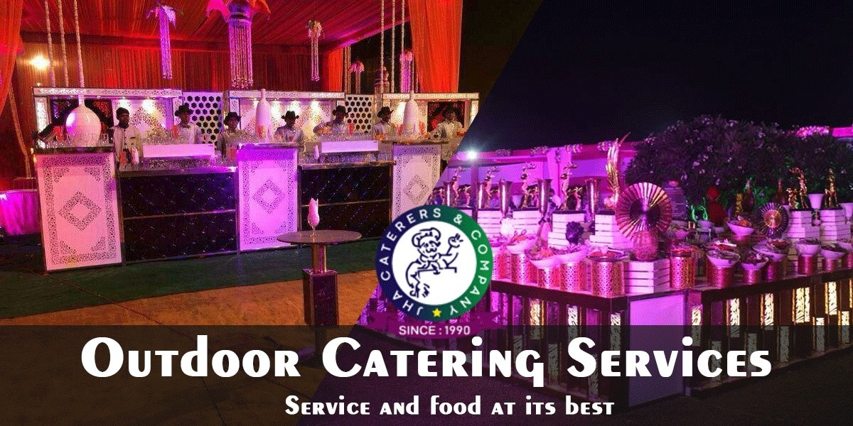 Outdoor Catering Service Service By Jha Caterinf Service