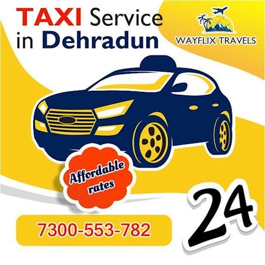Best Taxi Service in Dehradun