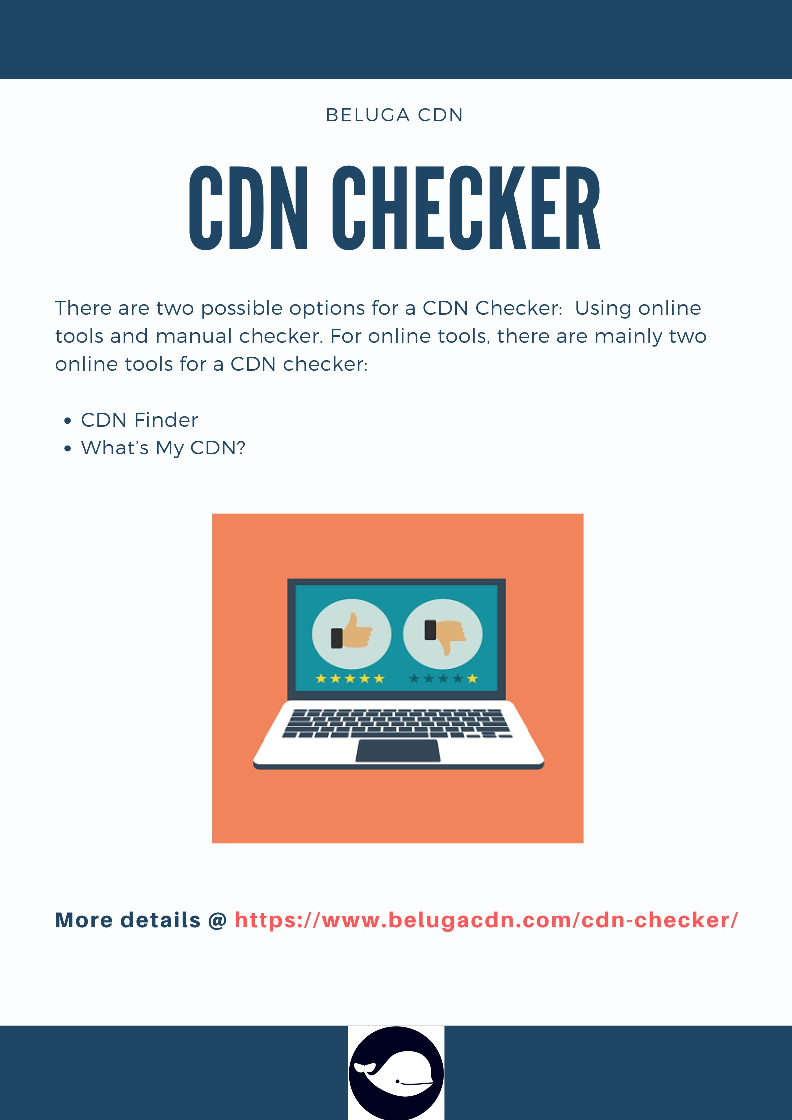 Best CDN Checker