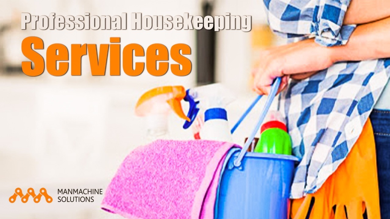 Setting Benchmark in Delivering Professional Housekeeping Services
