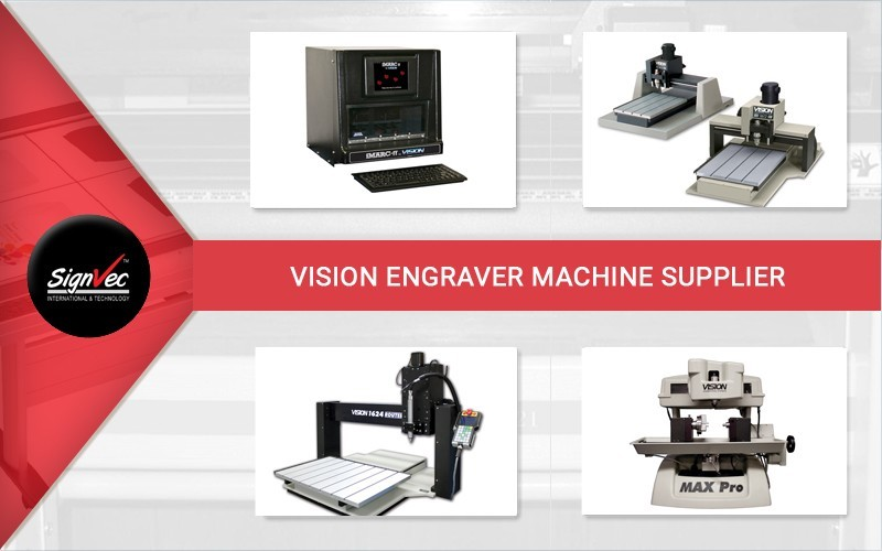 Vision Engraver Machine Supplier