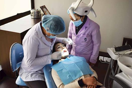 Dental Service - Aashas