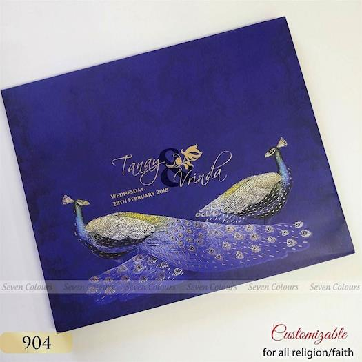 Indian weding cards
