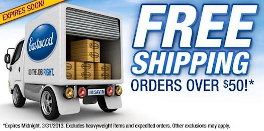 FREE SHIPPING - Orders Over $50!*