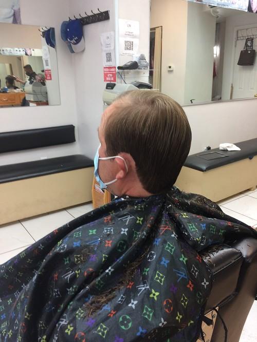 Family Hair Cut