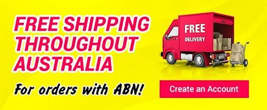 Free Shipping for ABN holders | Inks and toners