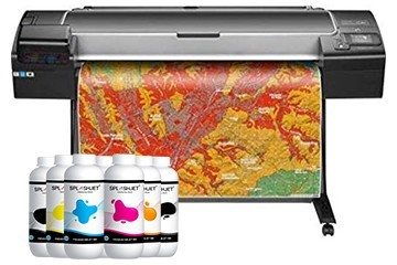 HP Designjet Z2600 Ink Cartridge – HP Designjet Z5600 Ink for HP 745