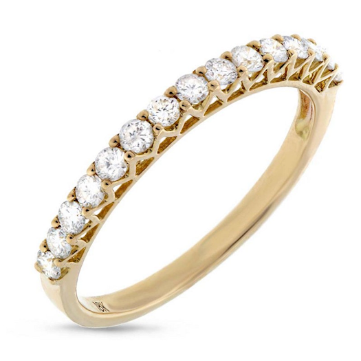 Find popular styles of luxury diamond engagement rings