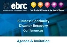 Business Continuity & Disaster Recovery Conference