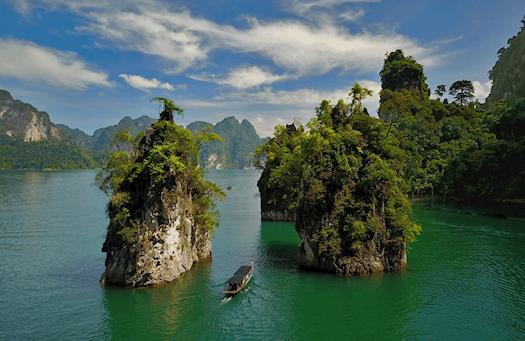 khao sok lake