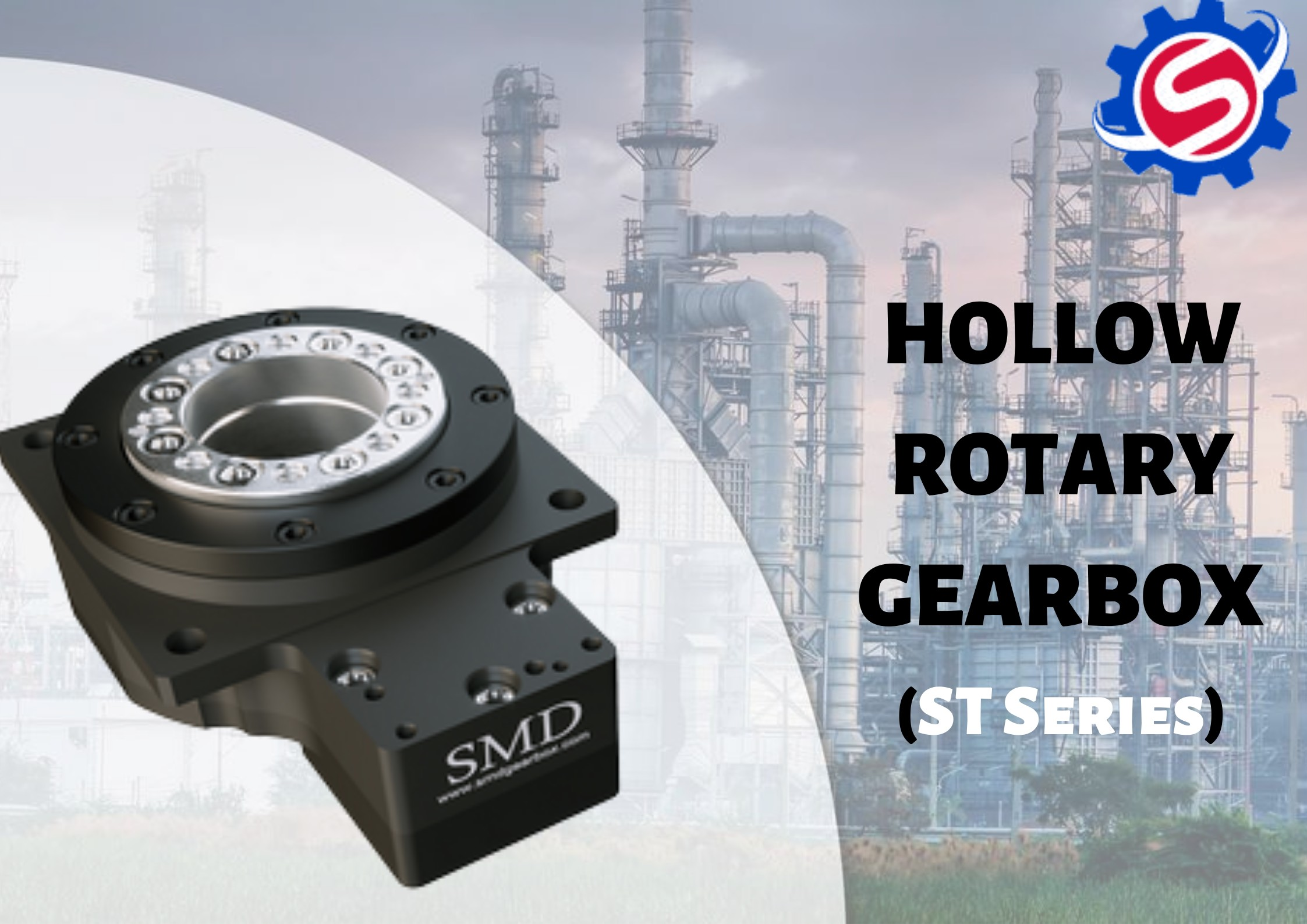 Indexing Table Manufacturer | SMD gearbox