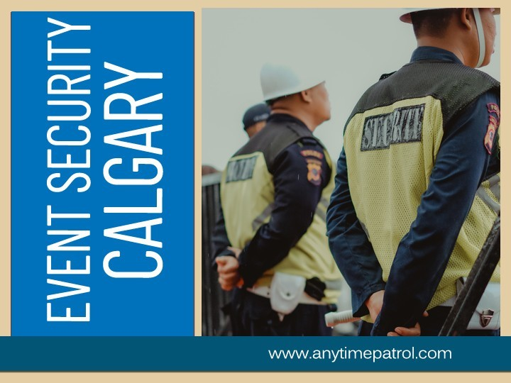 Event Security Calgary
