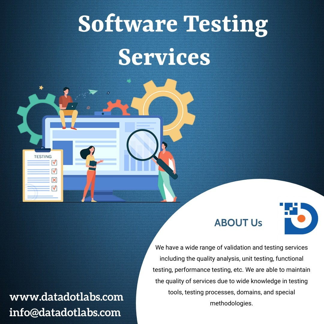 Software Testing Services Company