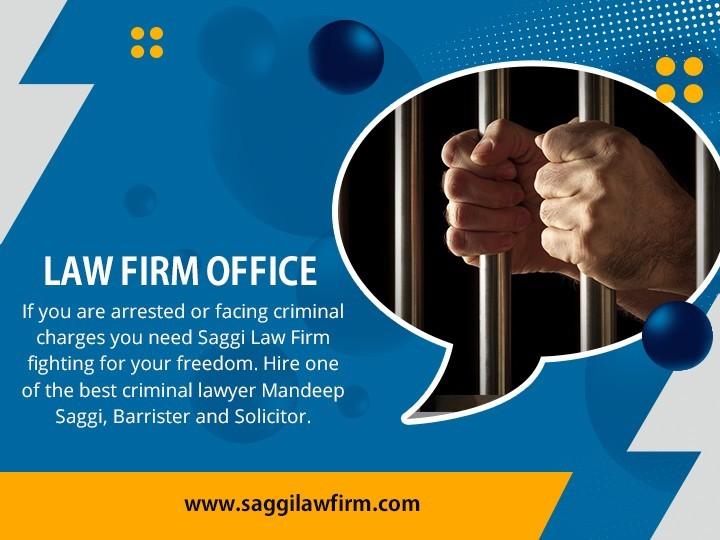 Law Firm Office Near Brampton