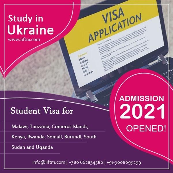 Student Visa for Malawi, Tanzania, Comoros Islands, Kenya, Rwanda, Somali, Burundi, South Sudan, and