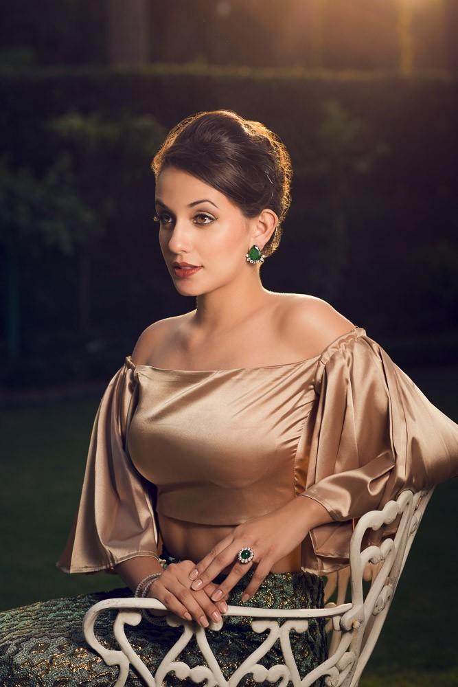 Best Makeup Artist in Chandigarh | Tanvi KG Makeup