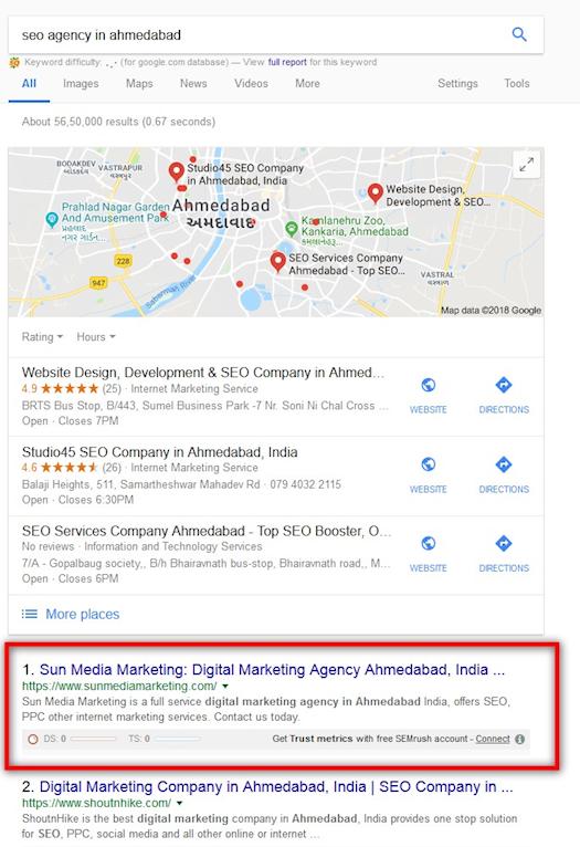 Digital Marketing & SEO Services