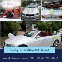 Wedding Car Rental in Chandigarh At Thedreamcars