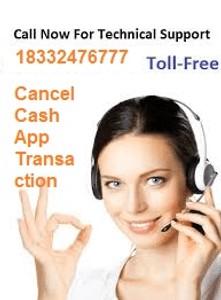 Cancel Cash App Transctions