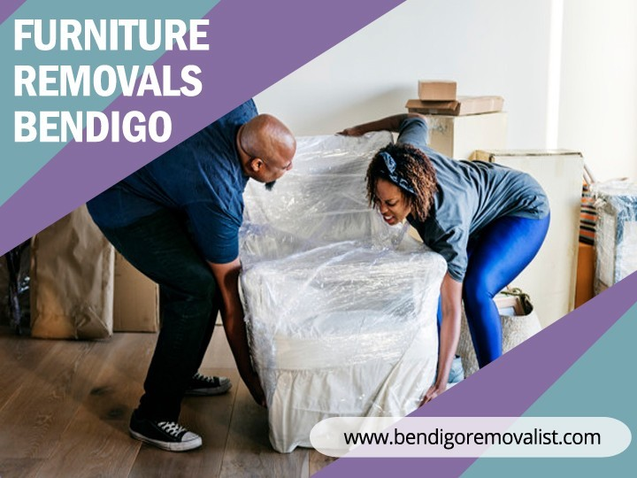 Furniture Removals Bendigo