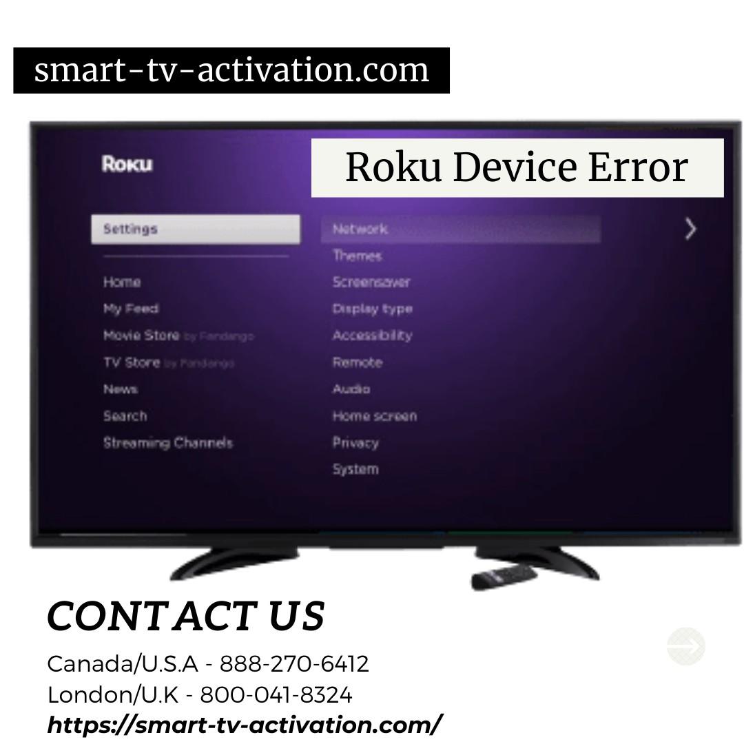 Roku Error Code 016