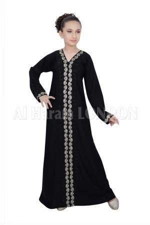 Girls Designer Nida Abaya