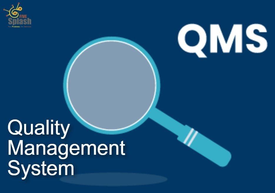 Quality Management System - FiveSdigital