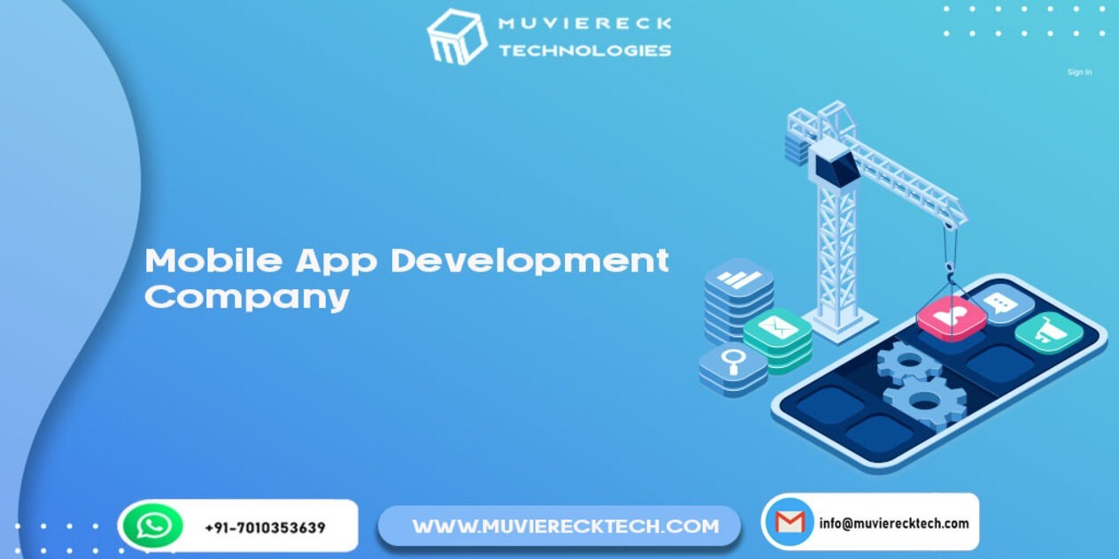 Mobile App Development Company.