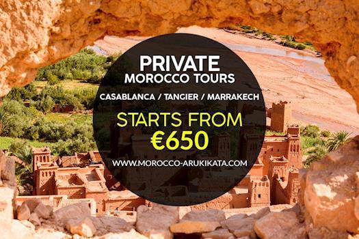 10 days in Morocco Private Tour
