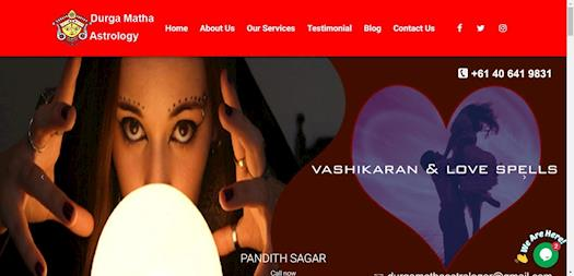 Durga Matha Astrology - Best & Famous Astrology Services in Auckland, New Zealand: