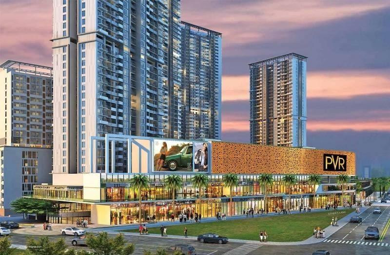 M3M Sky city 2/3 BHK Luxury Apartments in Sector 65 Gurgaon